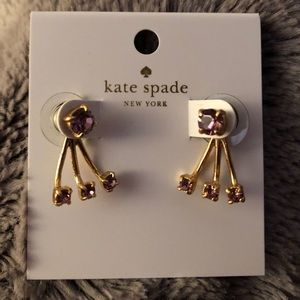 NWT. Earrings.